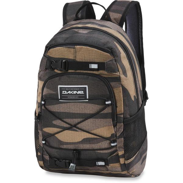 design de qualité 32592 212f2 Dakine Grom 13L Sac à Dos Field Camo