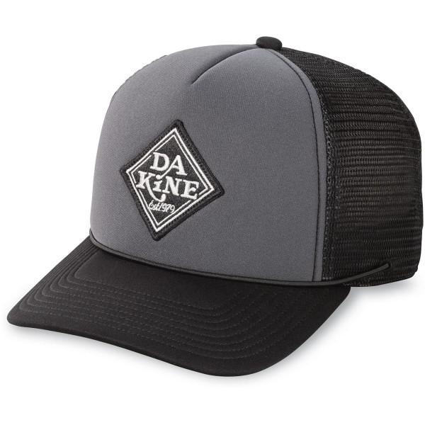 Dakine Lock Down Trucker Casquette Black / Charcoal
