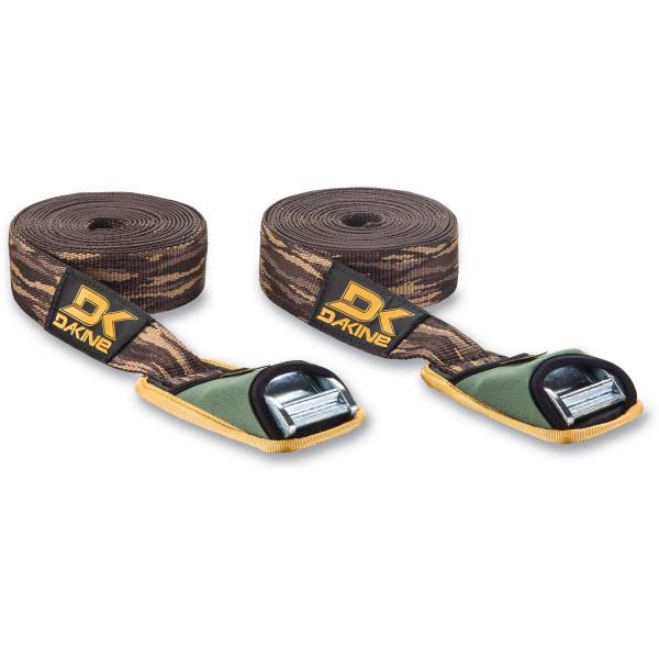 Dakine Baja Tie Down Straps (2) 3,66 m Camo