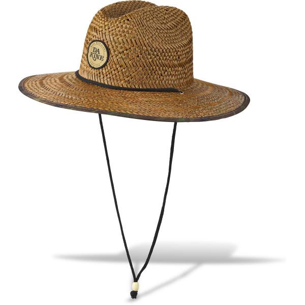 Dakine Pindo Straw Hat Stroh Hut Aloha Camo