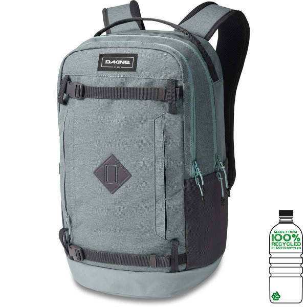 Dakine URBN Mission Pack 23L Rucksack mit iPad/Laptop Fach Lead Blue