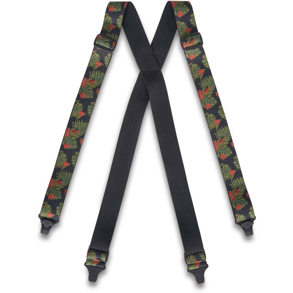 Dakine Hold Em Suspenders Jungle Palm