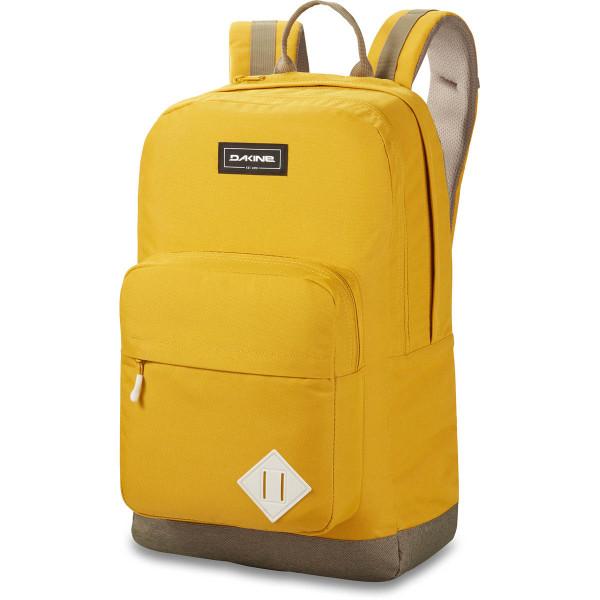 365 Pack DLX 27L Rucksack mit iPad/Laptop Fach Mustard Moss