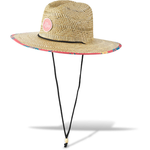 Dakine Pindo Straw Hat Stroh Hut Pineapple